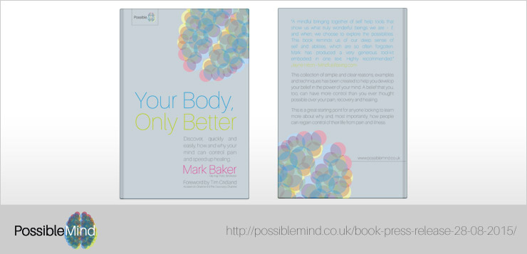 Your Body, Only Better - Press Release