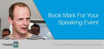 Book Mark For Your Speaking Event