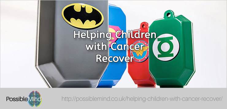 Helping Children with Cancer Recover