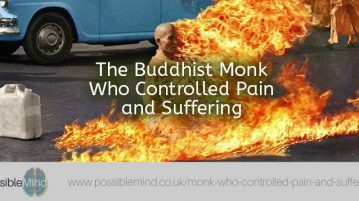 Thich Quang Duc - The Monk who controlled pain and suffering