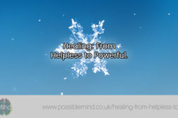 Healing: From Helpless to Powerful.