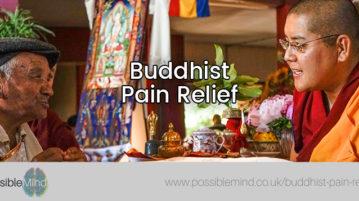 Buddhist Pain Relief